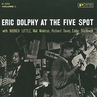 At the Five Spot, Vol. 1 by Eric Dolphy/Eric Dolphy Quintet/Booker Little (CD, O