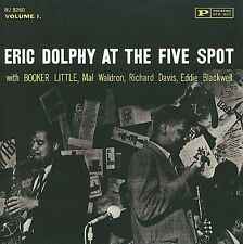 At The 5 Spot, Volume 1 by Eric Dolphy/Booker Little