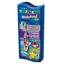 JBL MedoPond Plus - 500 ml - Medo Pond - Heilmittel Parasiten Verpilzung Costia