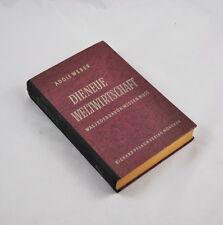 Die neue Weltwirtschaft von Adolf Weber (Richard Pflaum Verlag, 1947)