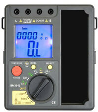 New Sinometer BM3548 Insulation Tester AC DC Voltage Current Meter Multimeter