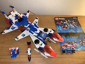 LEGO Vintage Ice Planet 6973 Deep Freeze Defender w/ manual 100% complete + 6814