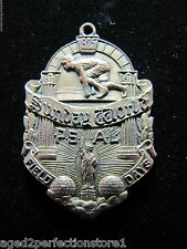 Orig Old 1925 Sunday World PSAL Field Days Sports Medallion Medal Dieges Clust