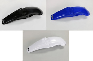 Ufo Rear Fender Fits Yamaha YZ125/250 96-01 Black, Blue, White