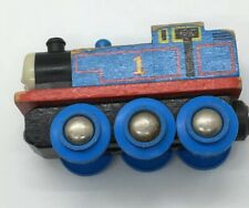 BRIO BRAND Thomas the Tank Engine Wooden Railway 1996 Britt Allcroft Train Set