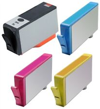 4 Color Compatible Ink Cartridge Set for HP 564XL 564 Deskjet 3520 e-All-in-One