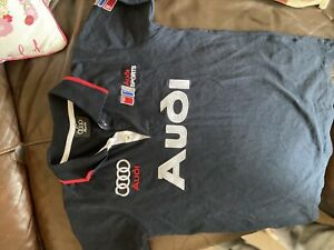 Audi Sport Polo T-Shirt Boys