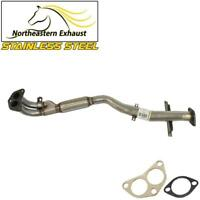 StainlessSteel Exhaust Front Pipe fits 2003-2009 Ford Focus auto transmission
