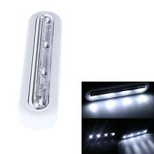 4*LED Wireless Home Office Night Emergency Lighting Touch Operated AAA LED Light
