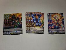 Cardfight Vanguard Nova Grappler Complete Deck Standard Tournament Ready
