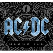 """AC/DC """"BLACK ICE"""" CD LIMITED DELUXE EDITION NEW!"""