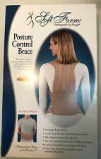 BSN FLA Ortho Soft Form Posture Control Brace Beige #16-900 SIZE X-LARGE