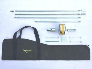 Dynamic Cone Penetrometer 3m Test Set - Standard Hammer