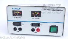 PEAKTECH PEAK TECH AC/DC POWER SUPPLY 6055 ! NEW !