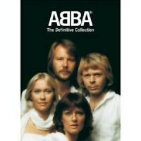 """ABBA """"THE DEFINITIVE COLLECTION"""" 2 CD+DVD NEU"""