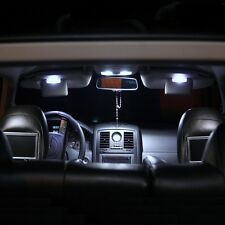 Audi A4 B6 8E Avant - 12  LED SMD -  Innenraumbeleuchtung Set - weiß blau Check