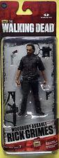 Rick Grimes Woodbury Assault Walking Dead Action Figure Tv 12 cm AMC Serie Tv