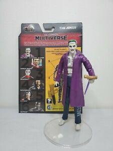 """DC Comics Multiverse Suicide Squad Killer Croc BAF 6"""" Jared Leto The Joker Loose"""