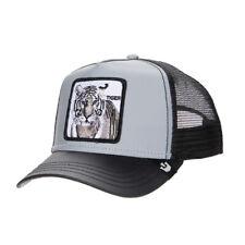 Goorin Bros Gorra Mesh Cap Negro Tigre instinto sólo Camionero Sombrero 101-2680