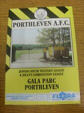 14/12/1996 Porthleven v Bodmin  .  Thanks for viewing our item, we try and inspe