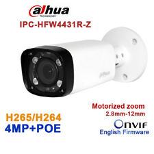 Dahua IPC-HFW4431R-Z 4MP POE H.265 2.8-12mm motorized lens 80M IR Network Camera