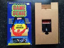 Game Genie (Galoob) Video Game Enhancer Cheat Cartridge For Nintendo NES Games
