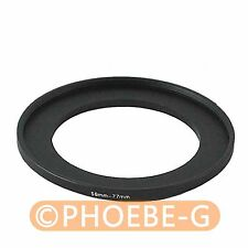 58mm to 77mm 58-77 mm Step Up Filter Ring  Adapter