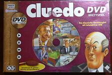 Cluedo Gesellschaftsspiel Brettspiel guter Zusand mit CD