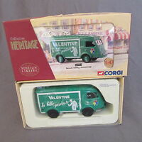 979B Corgi Heritage 70515 Renault 1000 Kgs Valentine 1:43