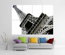 EIFFEL TOWER PARIS FRANCE GIANT WALL ART PRINT POSTER H73