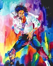 Michael Jackson Painting Photo print canvas choose your size!