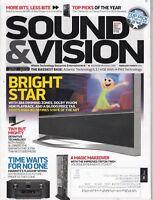 Sound & Vision magazine March 2016 , Marantz SR7010 , Vizio TV