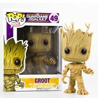 Funko POP! Guardians of the Galaxy Marvel Groot Vinyl Bobble Head Toy 5in