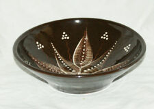 Brown Decorative Pottery Bowls