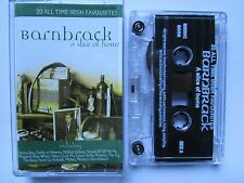 BARNBRACK A SLICE OF HOME, 20 ALL TIME IRISH FAVORITES CASSETTE, TESTED, MINT.