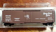 Micro Trains 03200410 NKP NICKEL PLATE ROAD 50' Plug Door Boxcar #84147