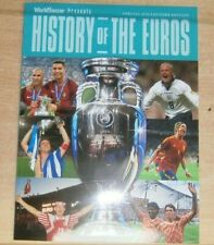 World Soccer magazine Presents #4 History of the Euros Special Collectors Editio