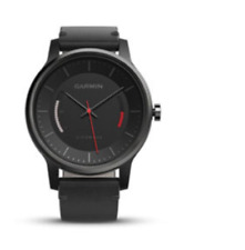 Garmin vivomove Classic Black Leather