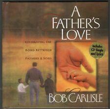A Father's Love - HC Book & CD  - NEW - MINT - Gift Idea - Celebrate the Bond