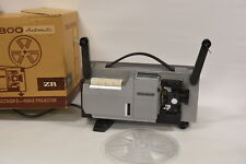 Magnon 800 Automatic ZR Super-8 Movie Film Projector