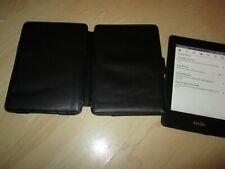 Amazon Kindle Paperwhite (EY21, 5. Generation) 2GB, WLAN, 15,2 cm - Schwarz