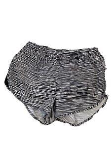 Nike Running Shorts - Zebra Pattern - Size S