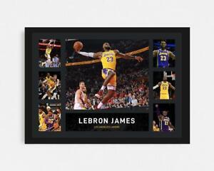 Lebron James - Tribute Frame