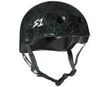 S1 Lifer Helmet | Undialed Collab | Black Gloss Glitter