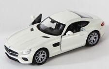 BLITZ VERSAND Mercedes AMG GT perl / pearl Welly Modell Auto 1:34 NEU & OVP