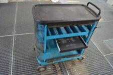 Hazet Assistent Werkzeugwagen mit Rolladen Werkstatt Auflösung
