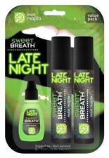 Sweet Breath Twin Spray With Free Drop Late Night