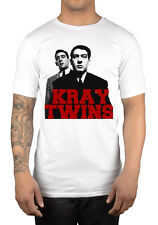 Kray Twins Graphic T-Shirt Great Gift Idea Birthday Present Legend Gangster