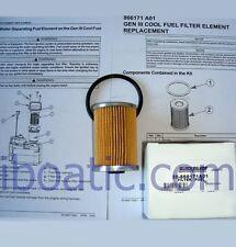Cartouche de filtre à essence MERCRUISER GEN III  V8 MPI  35-866171A01