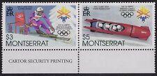 r243) Montserrat. 2002. MNH. SG 1216a. Winter Olympics. Salt Lake City